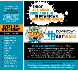 Huntington Beach ArtWalk